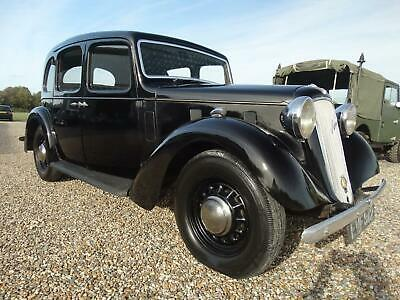 1936 AUSTIN LIGHT 12 SALOON new ascot