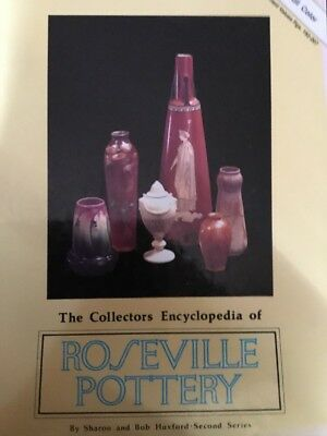 Collectors encyclopedia of Roseville Pottery Second Series