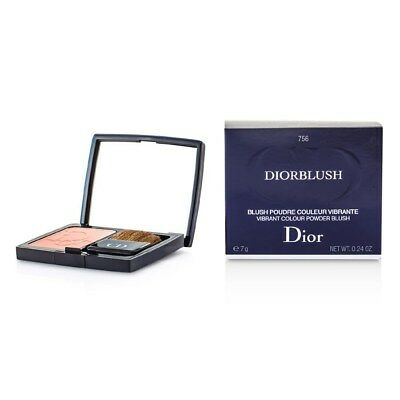 Christian Dior DiorBlush Vibrant Colour Powder Blush (# 756 Rose Cherie) Womens