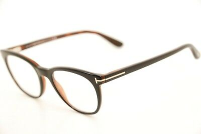 f856540be43 Authentic Tom Ford TF 5310 005 Black Brown 50mm Frames Italy Eyeglasses RX