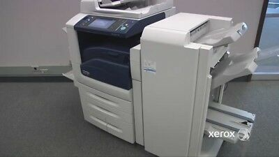 Xerox Workcentre 783 commercial colour printer, scanner, copier