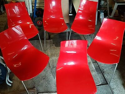 Cool Vintage Retro  chairs x4
