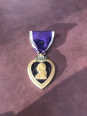 WWII US Medal For Merit Early Numbered Issue