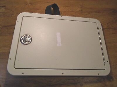 New jet technologies boat trash can lid 5927-49A