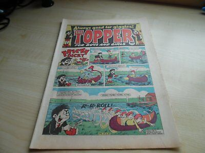 The Topper Comic No.1691 - June 29th 1985 - VERY GOOD CONDITION