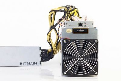 Bitmain Antminer L3+ 550Mh (overclocked) Scrypt Miner - 2HR Lease / Rent / Try