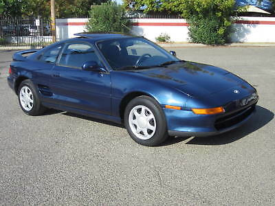 1991 Toyota MR2 Factory Sunroof, Automatic, One Owner. 1991 Toyota MR2. Automatic, Factory Sunroof, One owner. California Car