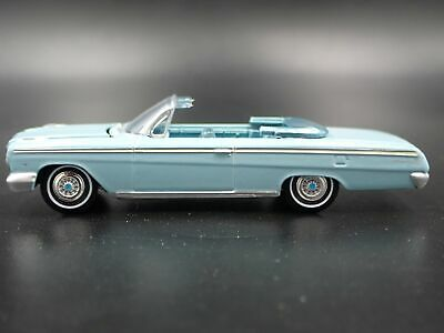 1962 Chevy Chevrolet Impala Convertible Rare 1:64 Scale Diecast Model Car