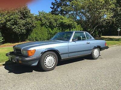 1987 Mercedes-Benz 500-Series  Only 50,000 original miles on this Classic beauty !
