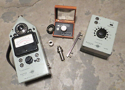 Bruel & Kjaer 2204 with 2213 Octave FIlter and 4144 microphone