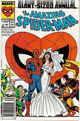 The Amazing Spider-Man Annual #21