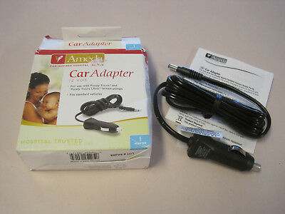 Ameda Genuine Car Adapter #17079 ,new open box, never used.