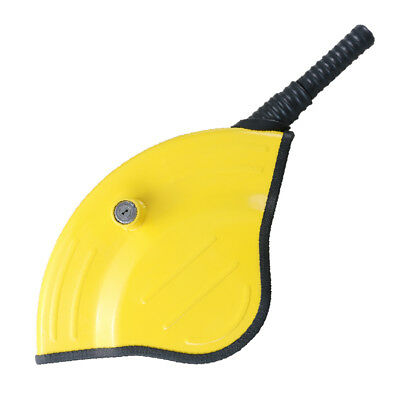 Brand New Steering Wheel Lock Universal Anti-Theft Safety Device Visible Yellow