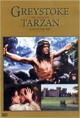 Greystoke - The Legend Of Tarzan New Dvd