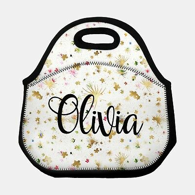 Girl Lunch Bag Custom Lunchbox Women Personalized Lunch Box Tote Bag For Girls