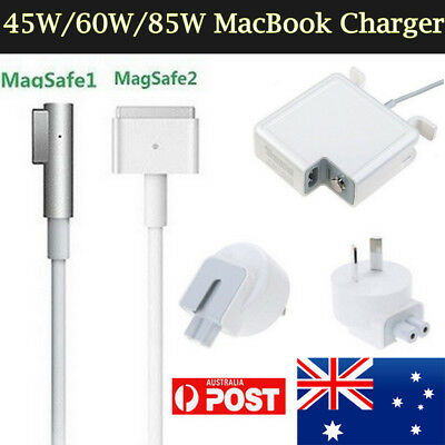 """45W 60W 85W AC Power Adapter Magsafe1 2 Charger for Apple MacBook Pro 13 15 17"""""""