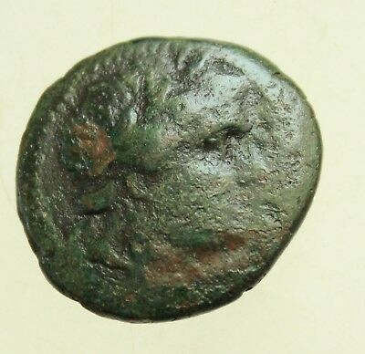 Thrace, Celtic kingdom of Tylis. Kabyle.Kavaros.230-218 BC AE19mm Apollo Victory