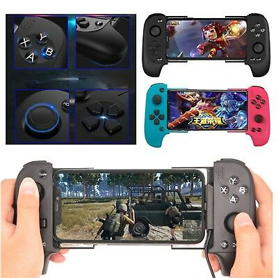 Bluetooth Kabellos Game Regler Gamepad Joypad Joystick Für IOS/ Android Phone
