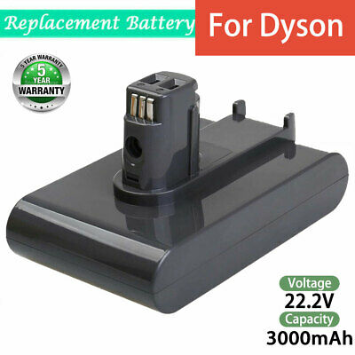 22.2V 3.0Ah Replace For Dyson DC31 Lithium Battery Vacuum DC34 DC35 DC44 TypeA