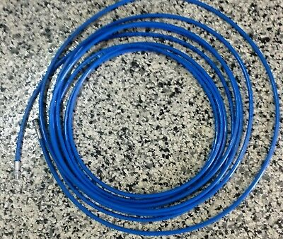 "Drain Cleaning Whip Hose 1/8"""" Jetter Italian Made 5000 Psi / 350 Bar"