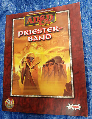 AD&D Advanced Dungeons & Dragons Pristerband - Paperback