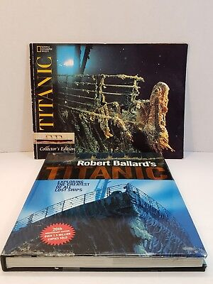 """""""Titanic"""" (Collector's Edition) National Geographic Society, Bundle Buy."""