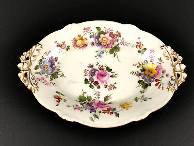 vintage Royal Crown Derby, bone china candy dish, made in England c.1921