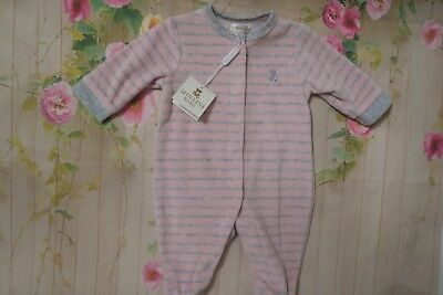 Mintini Baby Grow For  Girls Brand New Size 1M,3M,6M,9M