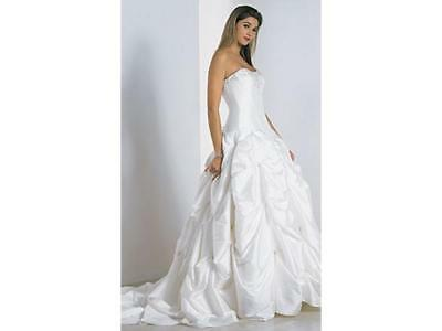 Alfred Angelo Princess Style Wedding Dress Size 6
