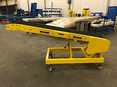 Van Loading / Unloading Conveyor