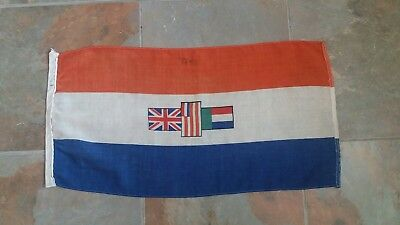 South African National Flag 1960's - 1970's  Medium