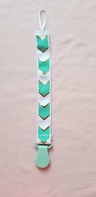 Unisex Baby Pacifier Clip