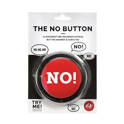 The NO! Button NEW
