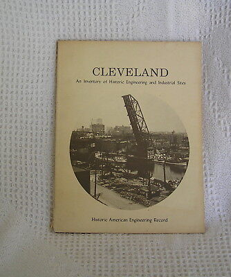 Historical Cleveland Ohio Architecture, Engineering & Industrial Sites Book