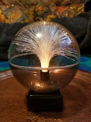 RARE Vintage Fiber Optic Lamp