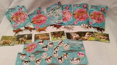Breyer Minnie Whinnies Lot  of 7 Great XMAS gift!