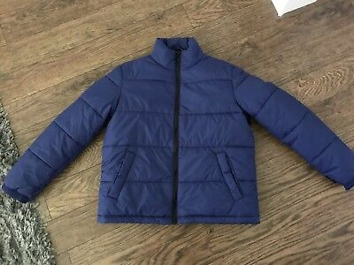 Boys Ted Baker Winter Double Coat Age 15 Years