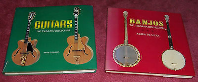Guitars The Tsumura Collection and Banjos The Tsumura Collection  ...Books