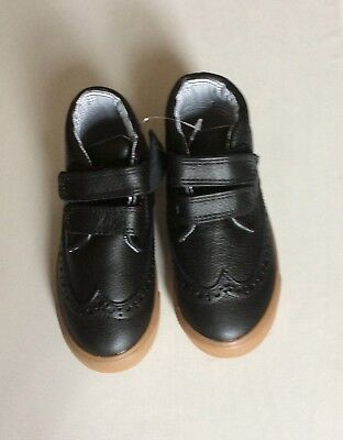 Marks and Spencer Boys Kids Leather Boots size 6, New