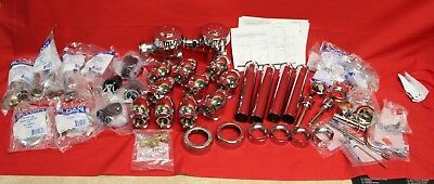 Lot Of Many Sloan Flush-O-Meter Replacement Pieces&hrd Wire Pc Approx 50 Pcs.
