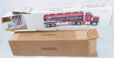 Sears North Pole Fuel Oil Tanker Truck Coin-bank Limited Edition 2000 NIB