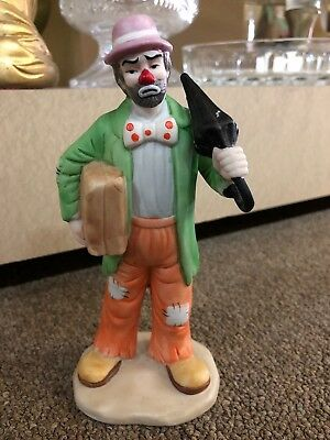 Emmett Kelly Jr-Flambro-Limited Collection-