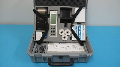 Abbott I-Stat Portable Blood Analyzer System, Simulator, Mint Cond. With Extras