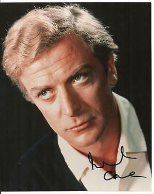 Michael Caine  Autograph , Original Hand Signed Photo