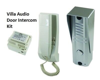 Ics Ccl-A1 Villa Audio Intercom Door Entry Kit - Surface Mounted