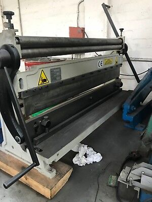 Combined Rolls, Folder and Sheer
