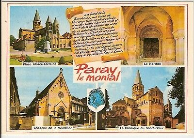 Paray Le Monial - Multi Vues