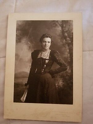 Vintage photo of woman Early 1900's?