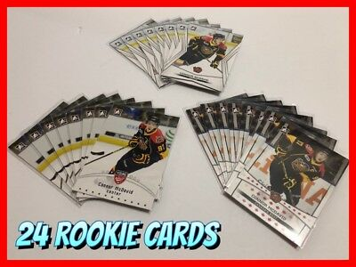 Lot of 24x In The Game 2014-15 CONNOR MCDAVID Rookie Cards In MT Condition