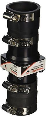 "Water Flotec Simer FP0026-10 In-line Sump Pump Check Valve 1-1/4"" or 1-1/2"""